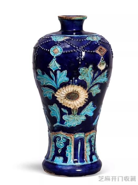 「和田青玉价格」璎珞纹瓷器的历史演变有什