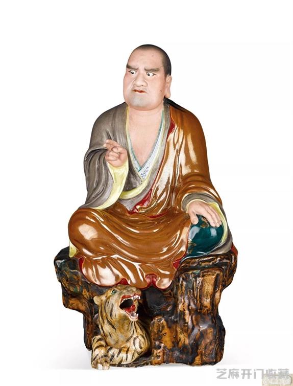 「黄杨木价格」清朝景德镇官窑瓷塑为什么价