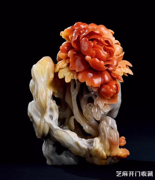 [北京拍卖行]寿山芙蓉石备受推崇 它的特点