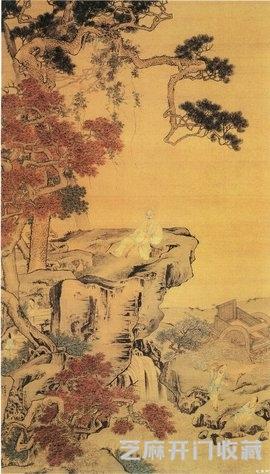 [四季豆图片]颜峄经典绘画作品欣赏
