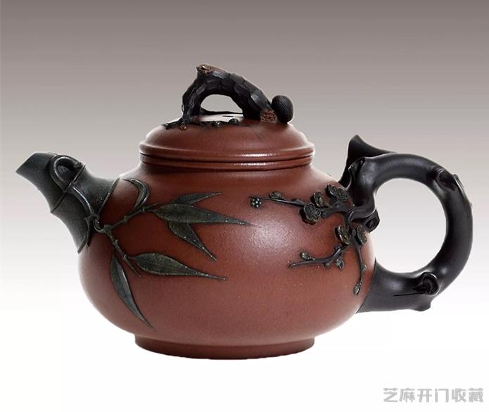 [拍卖网站]紫砂壶新器做旧原来有这些方法 快来看看吧