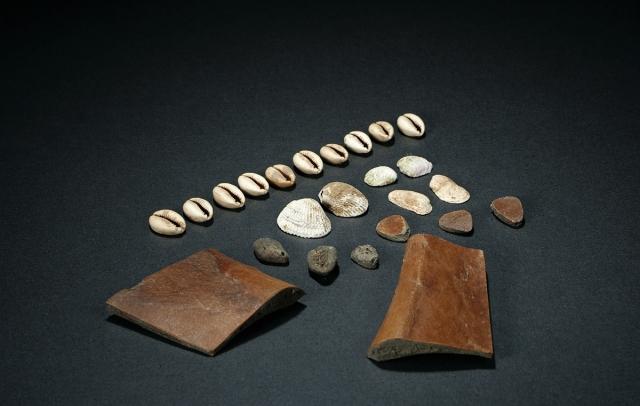 商贝币一组二十四枚