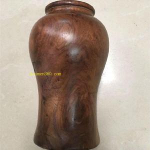 明代海南黄花梨花瓶摆件交易价格