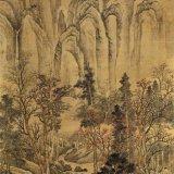 清 王翚《群峦秋色图》