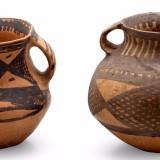 马家窑文化半山类型彩绘陶罐