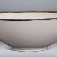 宋定窑白瓷大碗