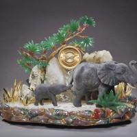 百达翡丽「大象戏水」