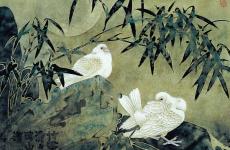 吴东奋:重续水墨工笔花鸟画的传统