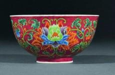 鉴赏—珐琅彩瓷器碗