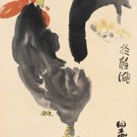 陈寿岳 大吉图