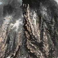 管苠棡 三峡图