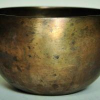 18世纪 铜钵
