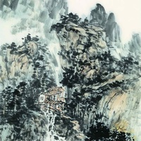 刘立喜 山水画