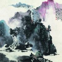 吴智海 山水画