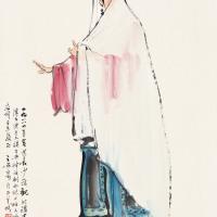 杨之光  西琳公主印象