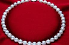 珍珠项链价格高低的原因