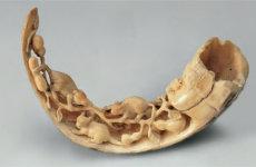 真伪象牙雕刻品的鉴别方式分享,教你告别假货