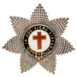 大英帝国教会慈善贡献胸绶章