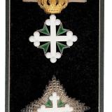 意大利皇朝圣摩利士及圣喇沙路古勋章