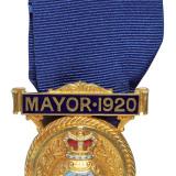 1920年大英帝国市长专用章