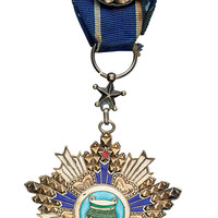 民国时期国民政府六等宝鼎勋章一枚