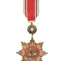 民国时期国民政府抗战胜利勋章一枚