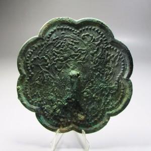 宋代花卉纹铜镜交易价格