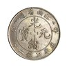 宣统三年大清银币壹圆二枚;造币总厂库平七钱二分、江南甲辰库平七钱二分银币各一枚