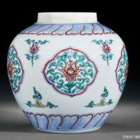 中国清代外销瓷展
