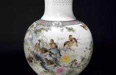原料缺乏价格逐年升象牙艺术品成收藏新宠