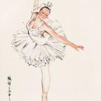 杨之光 芭蕾舞步