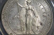 关于站洋银元图片及价格的分析