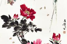 中国工笔花鸟画的传承和发展