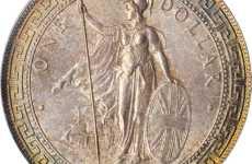 1911年站洋银元价格直线上涨