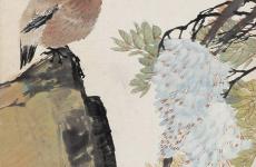书画艺术家魏金岭工笔人物画的市场的走向
