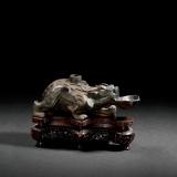 东汉/西晋 神兽形铜砚滴