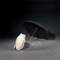 十九世纪 犀角柄折叠式淑女伞