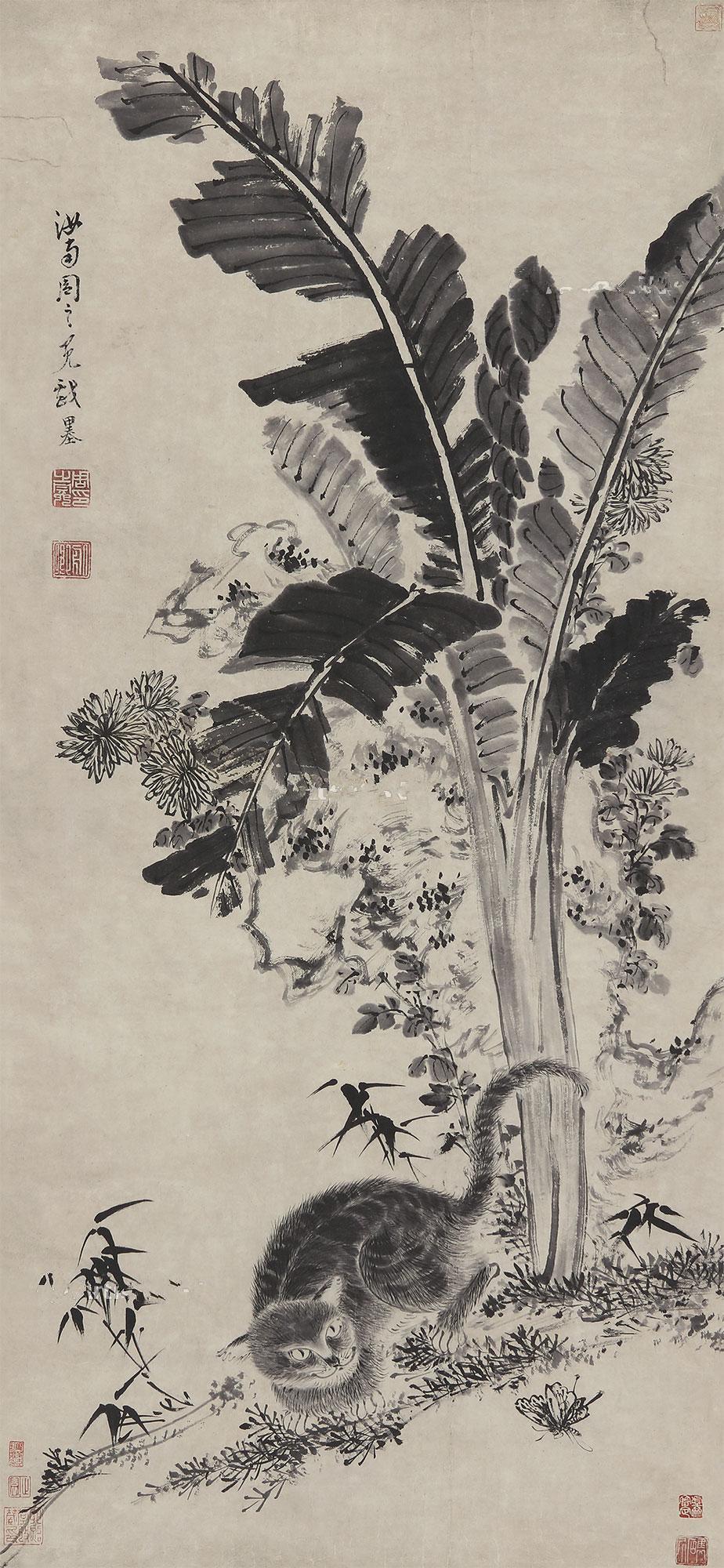 国际舞台上的中国书画