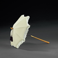 十九世纪 羚羊角柄淑女伞