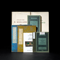苏富比公司及法国拍卖公司拍卖图录 共8册