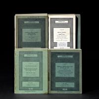 苏富比伦敦拍卖图录 共39册
