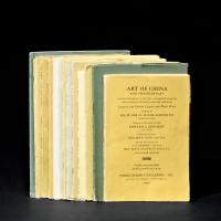 纽约帕克勃内艺廊拍卖图录  共13册