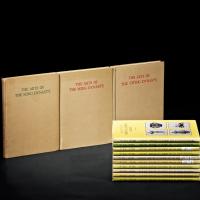 东方陶瓷学会(伦敦 )宋瓷、明瓷、清瓷展览图录3册、1980-1990年会刊10册 共13册
