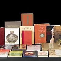 海外及台湾出版中国美术品图录 共18册