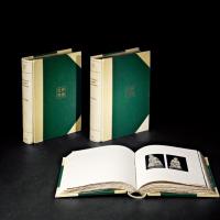 签名限量编号《沙逊藏中国象牙雕刻》3册全