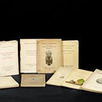 美国艺术画廊、日本山中商会《中国皇家艺术珍宝》等拍卖图录 共10册