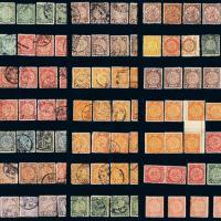 日本/伦敦版蟠龙邮票320枚