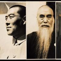 民国历史人物原版照片6张