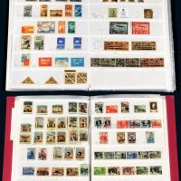 俄国/苏联邮票一册4700余枚