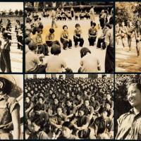 抗战时期青年妇女参战新闻照8张